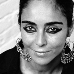 Author Shirin Neshat