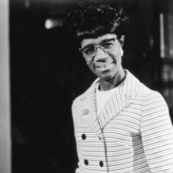 Author Shirley Chisholm