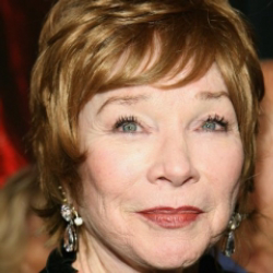Author Shirley MacLaine
