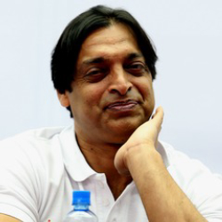 Author Shoaib Akhtar