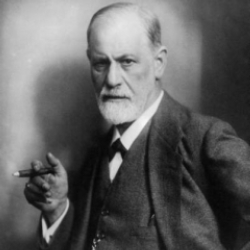 Author Sigmund Freud