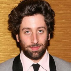 Author Simon Helberg
