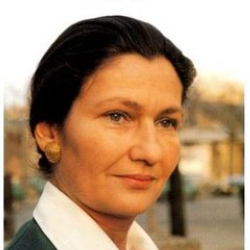Author Simone Veil