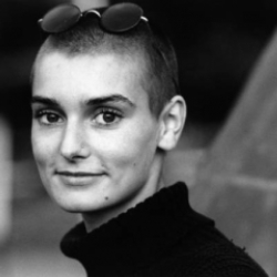 Author Sinead O'Connor