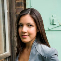Author Sloane Crosley