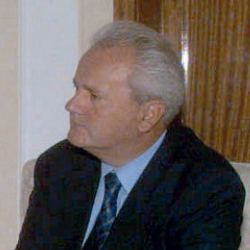 Author Slobodan Milosevic