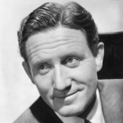 Author Spencer Tracy
