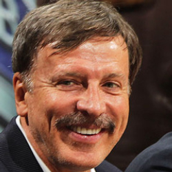 Author Stan Kroenke