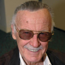 Author Stan Lee