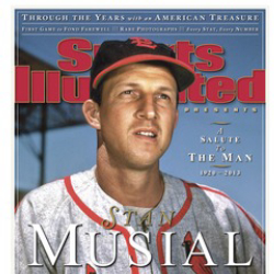 Author Stan Musial