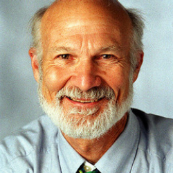 Author Stanley Hauerwas