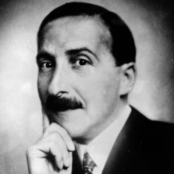 Author Stefan Zweig