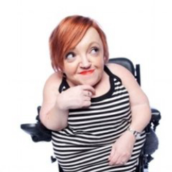 Author Stella Young