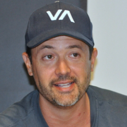 Author Stephan Pastis