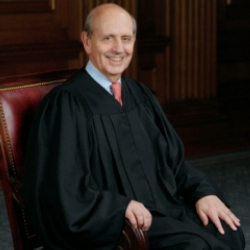 Author Stephen Breyer
