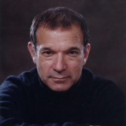 Author Stephen Greenblatt