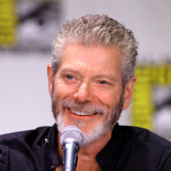 Author Stephen Lang