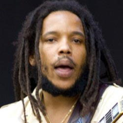 Author Stephen Marley