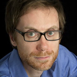 Author Stephen Merchant