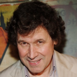 Author Stephen Rea