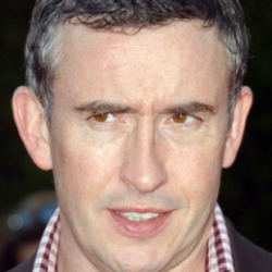 Author Steve Coogan