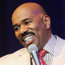 Author Steve Harvey