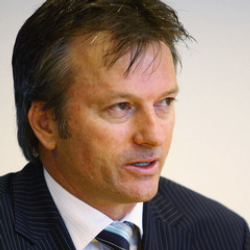 Author Steve Waugh