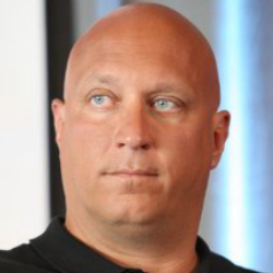Author Steve Wilkos