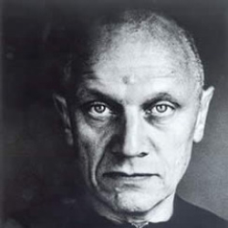 Author Steven Berkoff