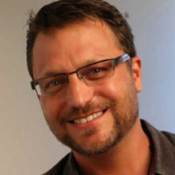 Author Steven Blum