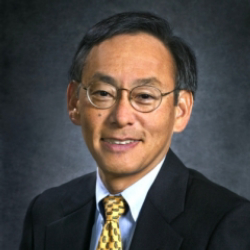 Author Steven Chu