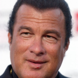 Author Steven Seagal