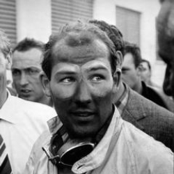 Author Stirling Moss