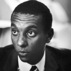 Author Stokely Carmichael