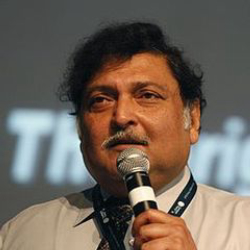 Author Sugata Mitra