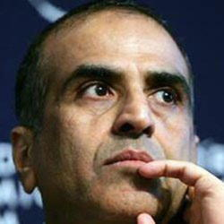 Author Sunil Mittal