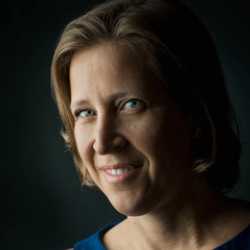 Author Susan Wojcicki