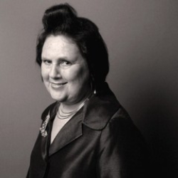 Author Suzy Menkes