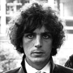 Author Syd Barrett