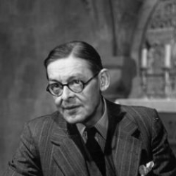 Author T. S. Eliot