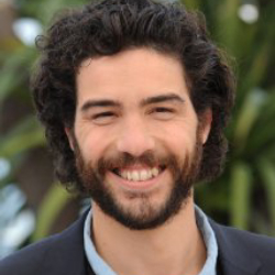 Author Tahar Rahim