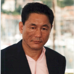 Author Takeshi Kitano