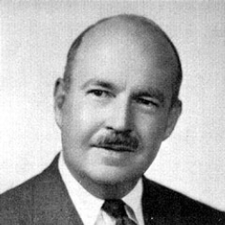 Author Talcott Parsons