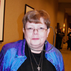 Author Tamora Pierce