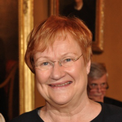 Author Tarja Halonen