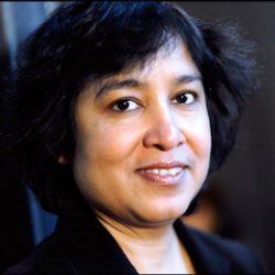 Author Taslima Nasrin