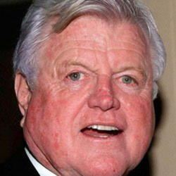 Author Ted Kennedy