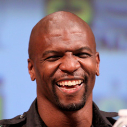 Author Terry Crews