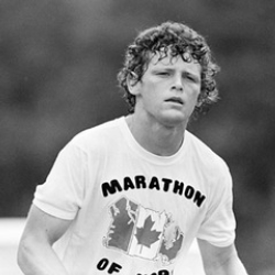 Author Terry Fox