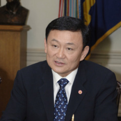 Author Thaksin Shinawatra